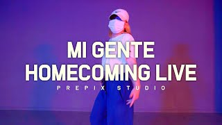 Beyonce - Mi Gente (Homecoming Live) | LIL YEAH choreography