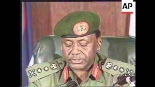 Nigeria - General Sani Abacha Speech Broadcast