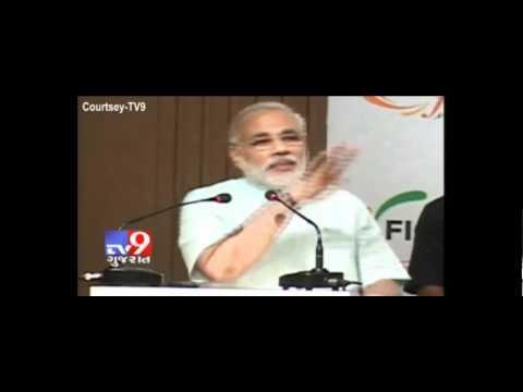 Shri Narender Modi power speech on Women Empowerment: YuvaiTV: 21.02.2012