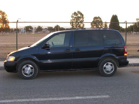 Chevrolet Venture 2003 demostración