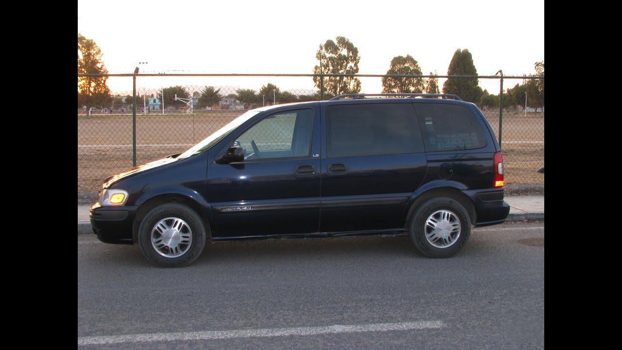 Chevrolet venture 2003 demostraci n