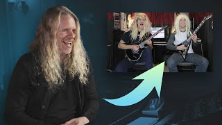Jeff Loomis reacts to YOUR covers!