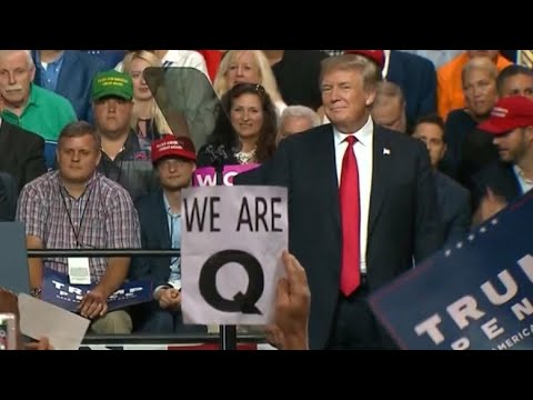 OH NO: Is QAnon Here to Stay?