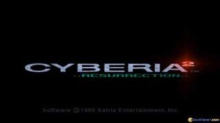Cyberia 2: Resurrection gameplay (PC Game, 1995)