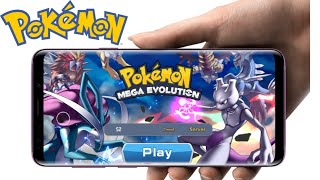 {160MB} Download High Graphic Pokemon Game In Android || With Gameplay Proof