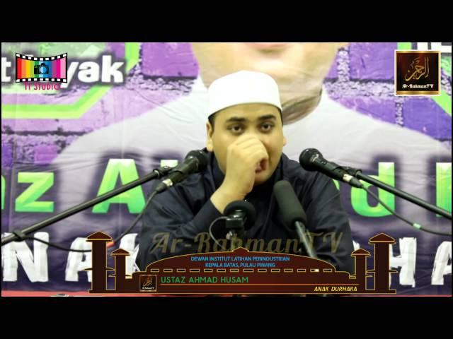 Ustaz Ahmad Husam - Saat Mencium Ibu Bapa Buat Kali Terakhir