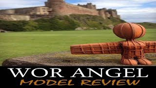 Wor Angel (Angel of the North) Model