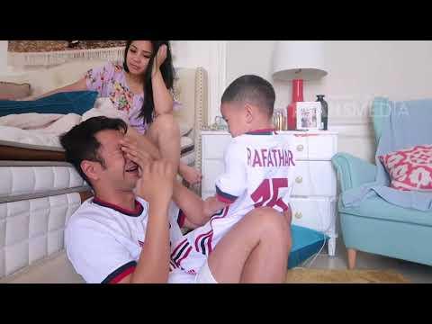 JANJI SUCI - Kasihan !! Rafathar Nakal Di Kurung Sama Papa (8/4/18) Part 2