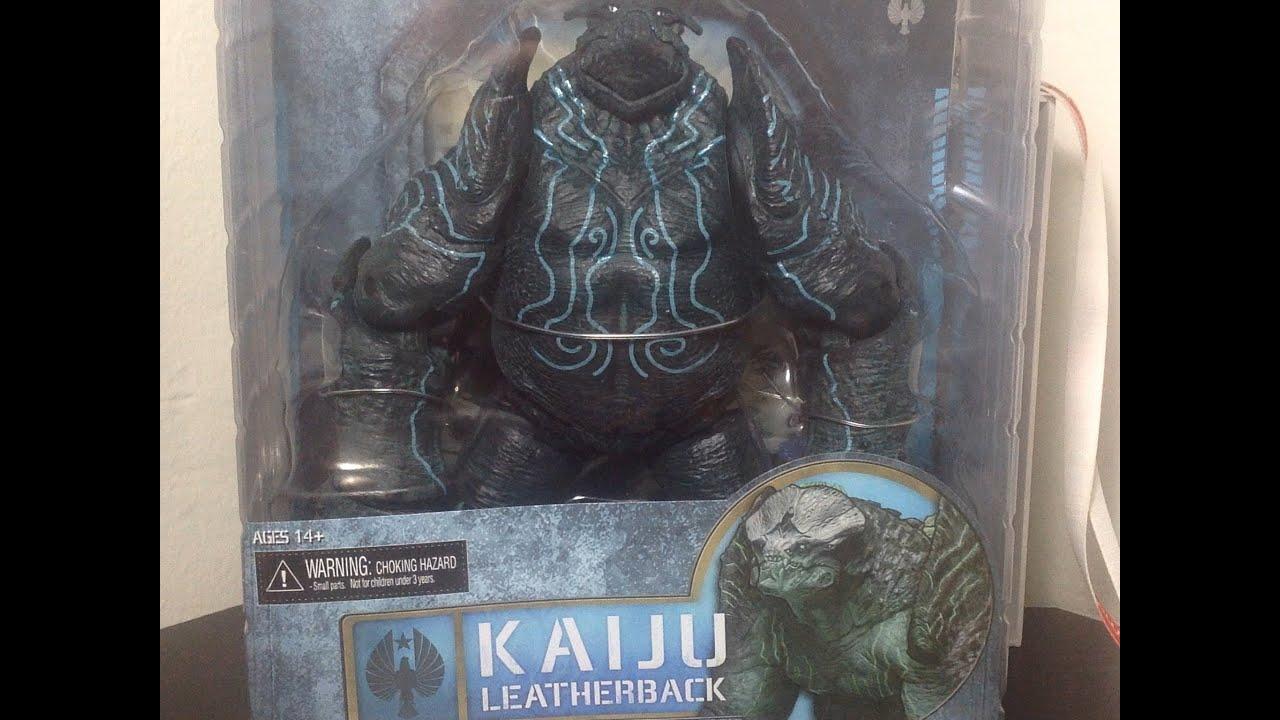 NECA Kaiju Leatherback (Pacific Rim Series 2) Figure ...