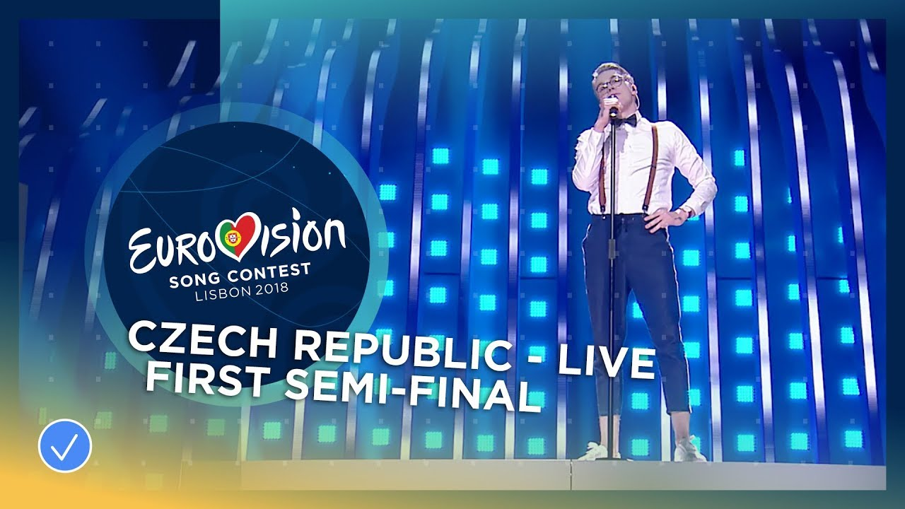 Download Mikolas Josef - Lie To Me - Czech Republic - LIVE - First Semi-Final - Eurovision 2018
