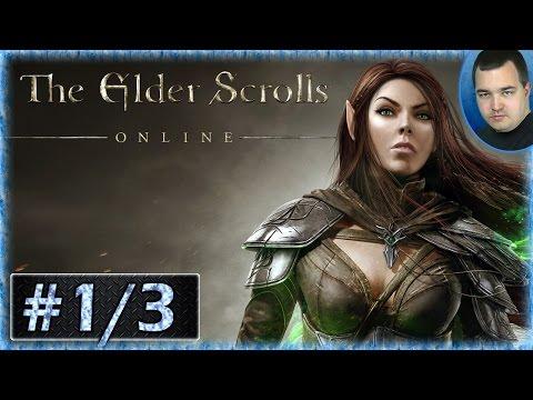 Kedvcsináló ► Elder Scrolls Online #1/3 - Börtöntöltelék