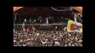 "Phillip Boa and the Voodooclub: ""Container Love"" - Live at Roskilde Festival 1990"