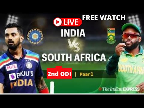 How To Free Watch Live Cricket  Online Watch South Africa Vs India, 2nd ODI 2020 Match  PC Or Mobile
