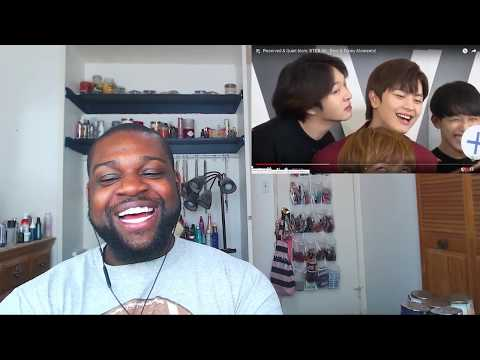 Reserved & Quiet Idols: BTOB #6 - Best & Funny Moments! Reaction