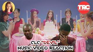 """CLC """"Devil"""" Music Video Reaction"""