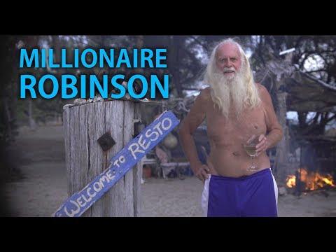 David Glasheen: Millionaire Castaway on Australian Desert Island