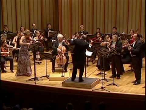 Pitcairn, Leonard, Vogel, Beene-Haydn Sinfonia Concertante Mvt. 3