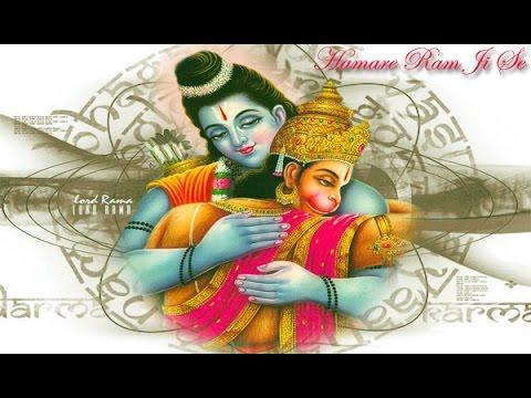 Hamare Ram Ji Se | Very Peacful Song Of Hanumaan Ji | Popular