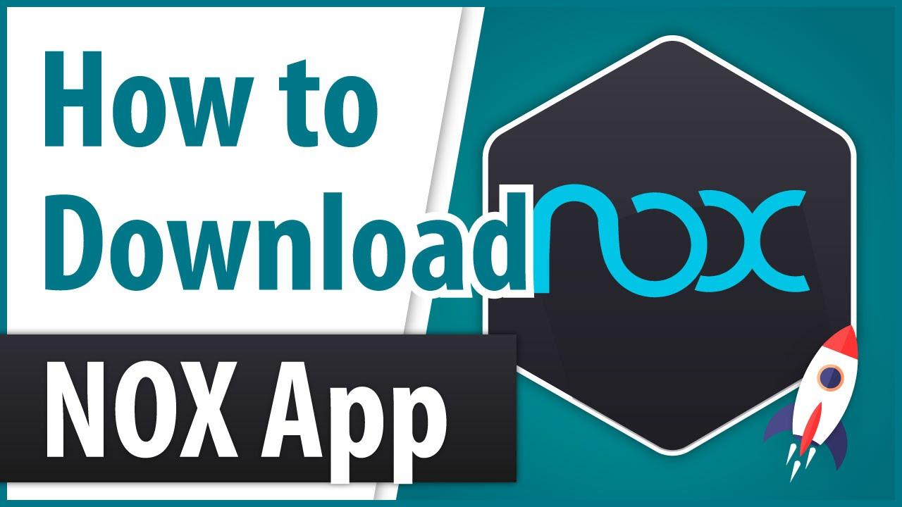download nox emulator for windows 10