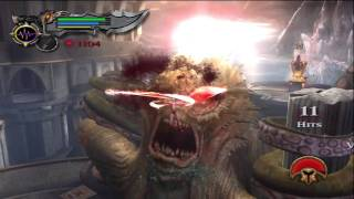 God of War 2: Kraken Battle [PS3]