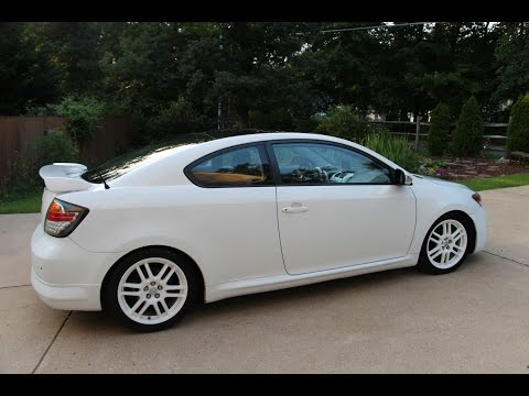 SCION TC 2006 Car Review 👈