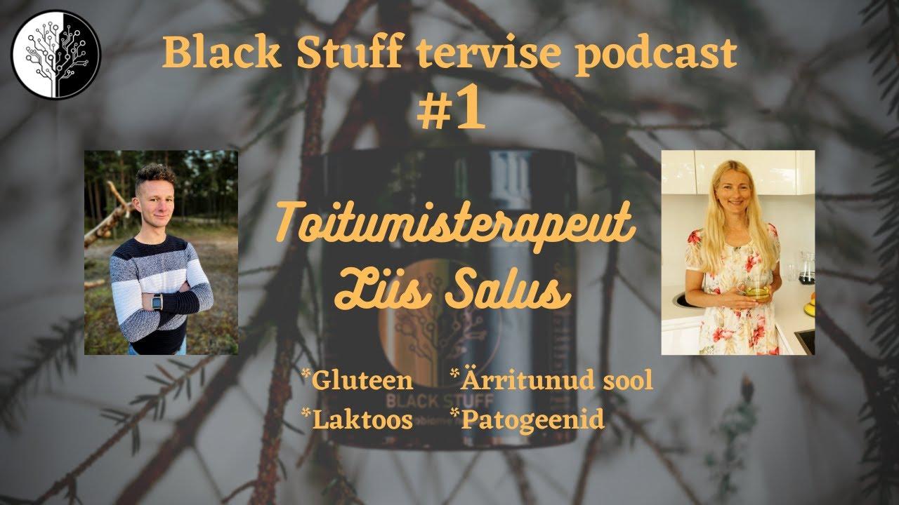 Download Tervise Podcast #1 - gluteen, laktoos, ärritunud sool, patogeenid?