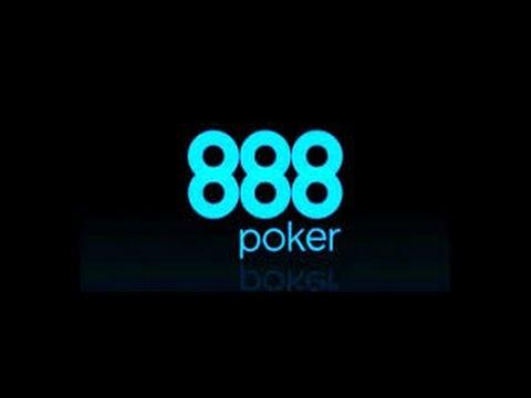 Покер.  Сессия на 888. Новичок.