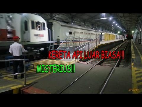Kereta Api Luar Biasa!!! MISTERIUS!!!