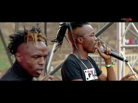 Timeless Noel x Jabidii x Hype Ochi live at the Groove Winners Tour Embu