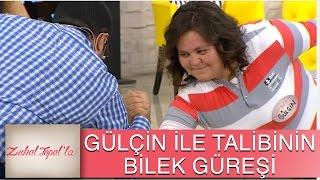 Zuhal Topal'la 73. Bölüm (HD) | Gülçin'den Talibine 'Bilek Güreşi' Sınavı!