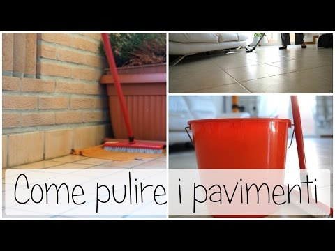 Come Lavare Il Pavimento.Come Lavare Correttamente Il Pavimento Di Casa Tutto Per Casa