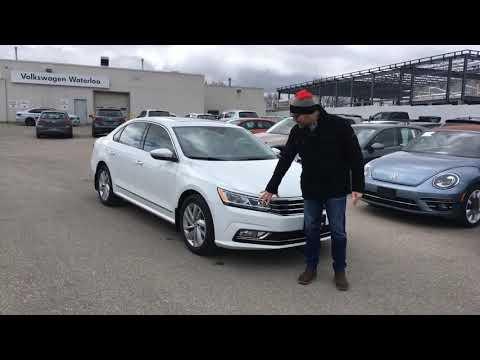 2018 Volkswagen Passat Comfortline Review
