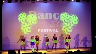Группы. Танцевальное шоу. 10 - 15 лет.