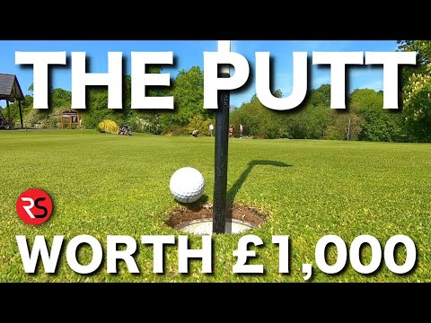 First to hole putt WINS £1,000 ($1,275)