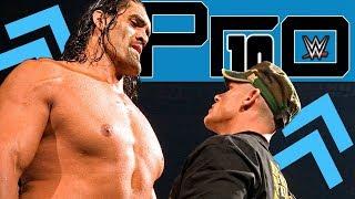 Die 10 größten WWE-Wrestler! - Pro10 #91 (Deutsch/German)