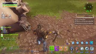 Live fortnite save the world opening of llama anniversary and exchange