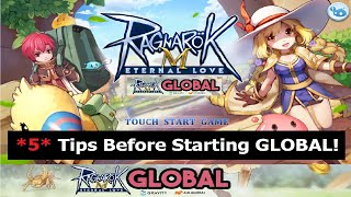 *5* Important Tips for New Players Before Starting Ragnarok M: Eternal Love ~GLOBAL~