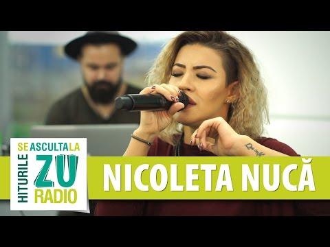 Nicoleta Nuca - Romania (Adrian Daminescu) (Live la Radio ZU)