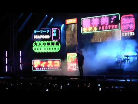The Weeknd Kissland tour Berkeley Greek Theater 2013 Part 1