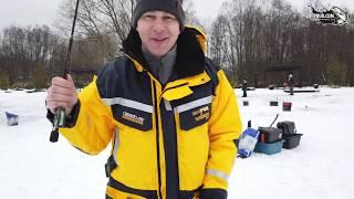 Ловля форели на платнике Форель зимой из лунки