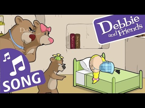 Goldilocks and the Three Bears - Debbie and Friends