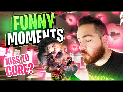 Cure your homie with a kiss?   Funny Moments ep. 1