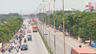 Hải Phòng chú trọng phát triển công trình giao thông trọng điểm