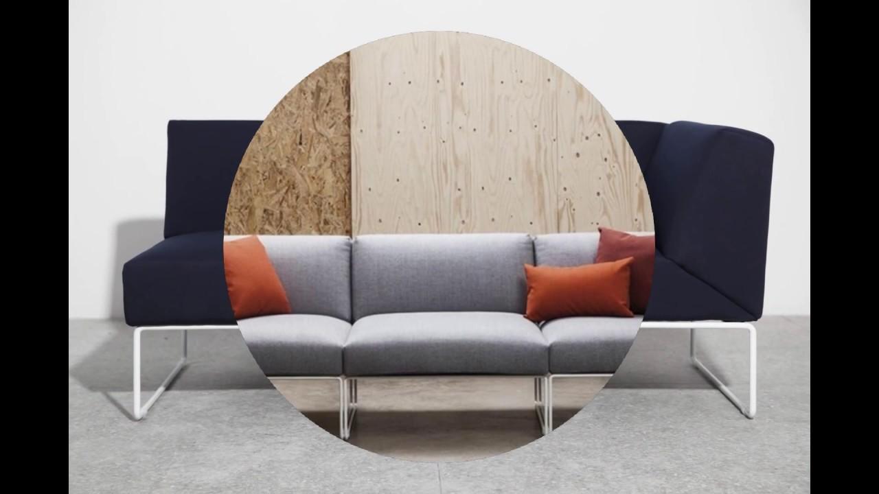 Modular Siesta Sofa for living room/hotel/office design ...