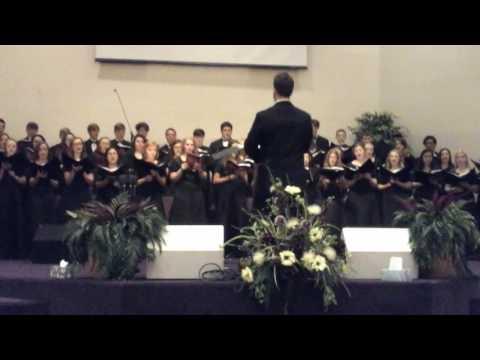 Butler County High School Chamber Choir part 2