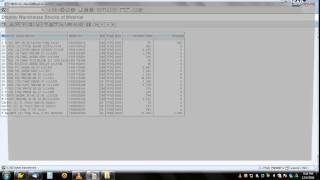 Sap Erp Inventory Management