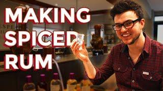 Spiced Rum Recipe Devel๐pment (Journey Into Rum Part 5) | Shakespeare Distillery