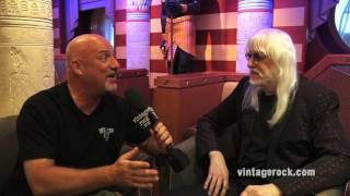 Rock Legends Cruise III: Edgar Winter Interview