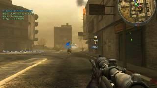 Battlefield 2 Deluxe Edition Gameplay #1 (Snajper) PL