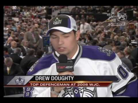 2008 NHL Draft-Los Angeles Kings 1st selection